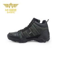 Mgee Alaska 2 Sepatu Boots Pria - Army Green