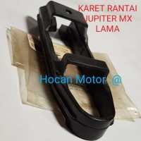 KARET BANTALAN SWING ARM RANTAI FORK JUPITER MX LAMA ASLI YGP