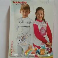 Long John Baju Musim Dingin Anak / Winter / Baju Panjang / Baju Hangat