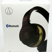 Audio Technica ATH AR3BT AR 3 BT Wireless Headphone Bluetooth