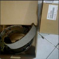 Brake Shoe / Kampas Rem Toyota Innova Blk 04495-YZZZ2 Asli 50360