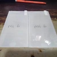 Xiaomi Mi 6 Mi6 ANTI GORES KACA TEMPERED GLASS Screen Guard Bening