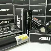 batrai baterai 18650 AWT 3400 mah