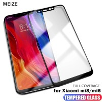 TEMPERED GLASS 5D XIAOMI MI8 MI 8 FULL LEM FULL COVER
