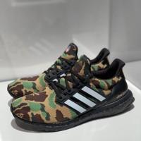Adidas Ultraboost X Bape Camo