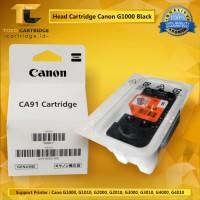 Cartridge Canon CA91 Ori Printer G1000 G2000 G3000 Black QY6-8003-000