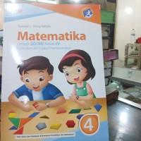 buku siswa matematika kelas 4 SD GAP kurikulum 2013