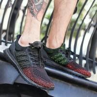 Sepatu Adidas Ultra Boost Clima Solar Red Premium Original