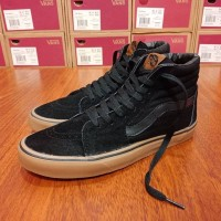 Sepatu Vans Murah Sk8 High Black Gum