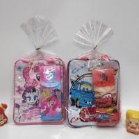 Paket souvenir ultah/ paket murah/paket tas &t4 pensil