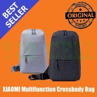 Xiaomi Multifunction Shoulder Crossbody Bag Tas Selempang Ransel