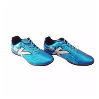 SEPATU Futsal Kelme Star Evo sky blue /silver VB original