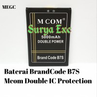 Baterai Brandcode B7S Brand Code B-7S / B7s Lama Double IC Protection
