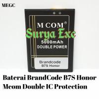 Baterai Brandcode B7S Honor Brand Code B-7S Honor Double IC Protection