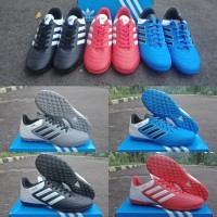 Best Seller!! Sepatu Futsal Adidas X Komponen Ori - Hitam, 43