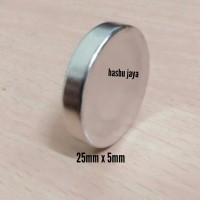 Magnet Neodymium 25x5mm
