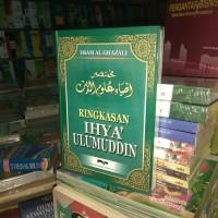 buku imam al ghazali ringkasan ihya Ulumuddin