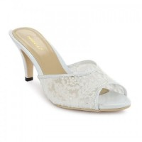 Marelli Sepatu High Heels Wanita White - 0030
