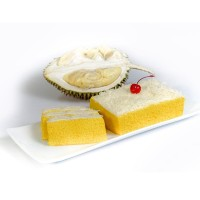 Grosir Kue Termurah Bolu Lapis Talas Bogor Rasa Durian