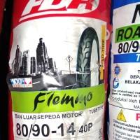 80/90-14 Flemmo, Ban Motor Matic Merk FDR
