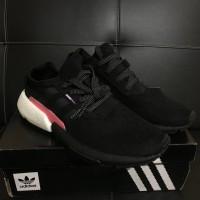 Sepatu Adidas POD System Black Pink Edition Premium