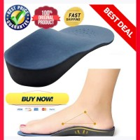 Medial arch support insole for flat foot / kaki lepek -PREMIUM CUSHION