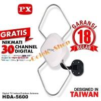 Promosi Antena digital /analog  2 in 1 (indoor/outdoor) PX  HDA-5000