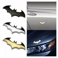 Emblem / Logo Batman Kelelawar Aksesoris Mobil / Motor Otomotif