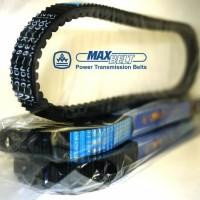 V-BELT RACING DOUBLE GIGI HONDA BEAT FI Merk MAXBELT GIGI ATAS BAWAH