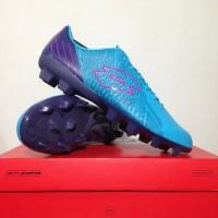 Sepatu futsal / putsal / footsal Sepatu Bola Lotto Blade FG Scuba Blue