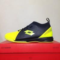 Sepatu futsal / putsal / footsal Lotto Energia IN Safety Yellow L01040
