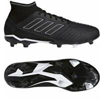 Adidas Predator 18.3 FG - Black White   Sepatu Bola Original Adidas