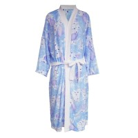 Handuk Baju Kimono Motif Daun