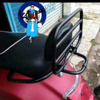 Back rack gts sandaran vespa gts