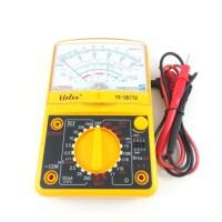 Multimeter Avometer analog Multitester kabel tester heles YX-367TR
