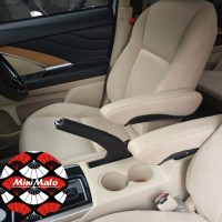 TERBARU ArmRest Jok Mobil Custom Kulit Xpander Mobilio Ertiga BRV