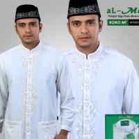 Baju koko alMia MT lengan panjang (kualitas di atas alMia Premium)