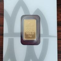 logam mulia 3gram by Antam