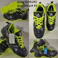 sepatu adidas ax2 grenn army pria
