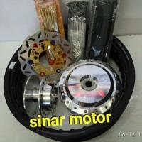 Velg Sepaket TDR Motor Matic Ring 14 Motor Beat - Vario 125 - Limited