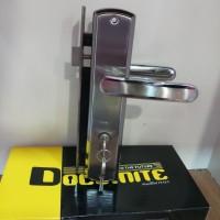 paket murah handle kunci / body /cylinder pintu dolomite 2211