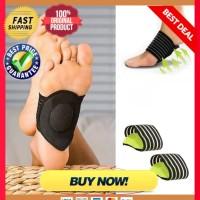 bantalan sepatu kaki datar planar fasciitis - medial high arch support