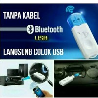 Car Wireless USB Bluetooth Adapter Music + Call Audio Receiver Mobil