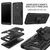 Huawei Honor 7C Y7 Prime 2018 Nova 2 Lite Heavy Duty Rugged Armor Case
