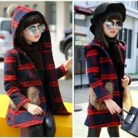 winter coat jaket anak perempuan jaket musim dingin anak cewek baju
