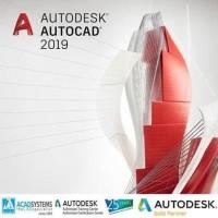 Autodesk Autocad 2019 Murah