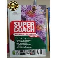 Buku Super Coach Ilmu Pengetahuan Alam SMP/MTs Kelas VII K13 REVISI