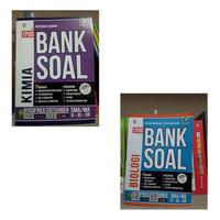 Buku Paket 1700 Plus Bank Soal Kimia dan Biologi SMA/MA Kurikulum 2013