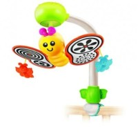 Mainan Tidur Bayi B kids Bkids Butterfly Ballad Mobile Mate With Music