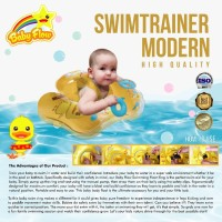 Baby Flow Swimtrainer Modern - Yellow